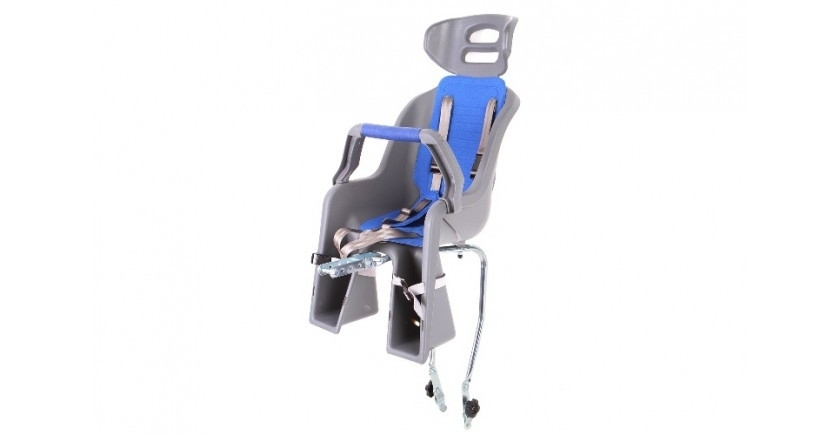 Кресло детское SW-BC-133 пластик на багажник, код 9101