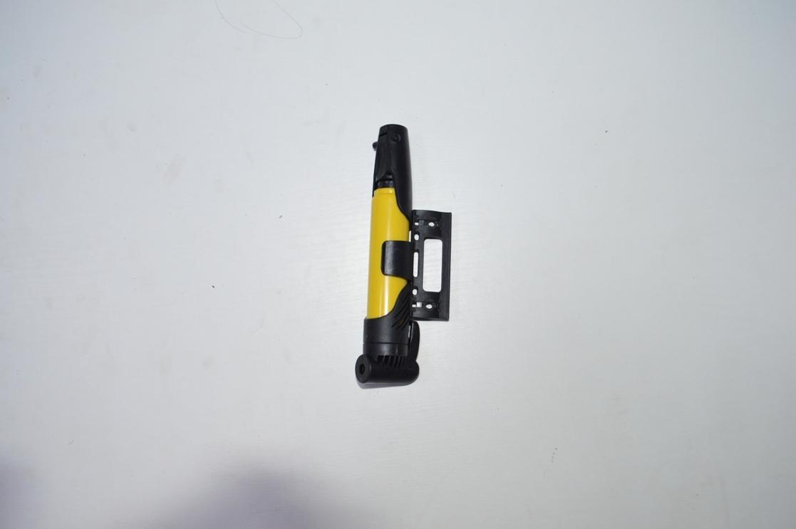 Насос ручной компактный FANGYAN A805 желтый, код 91505