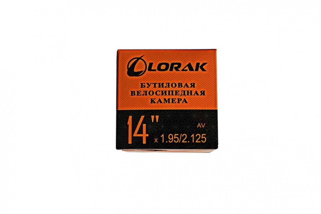 Камера Lorak 14*1,95/2,125 AV32MM, код 14501