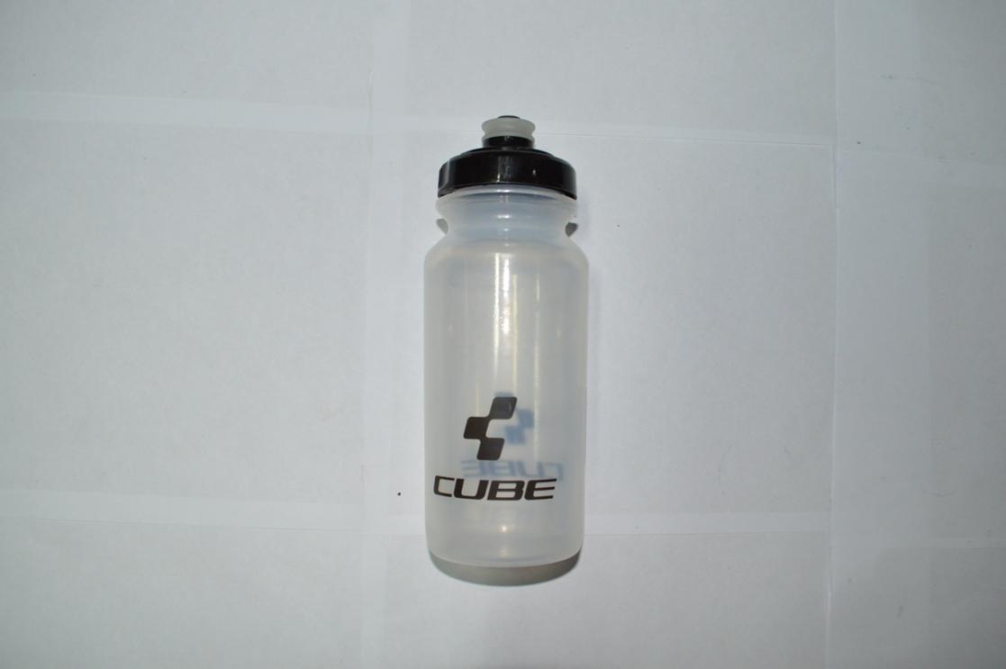 Фляга CUBE Bottle 0.5L Icon  transparent, код 13033