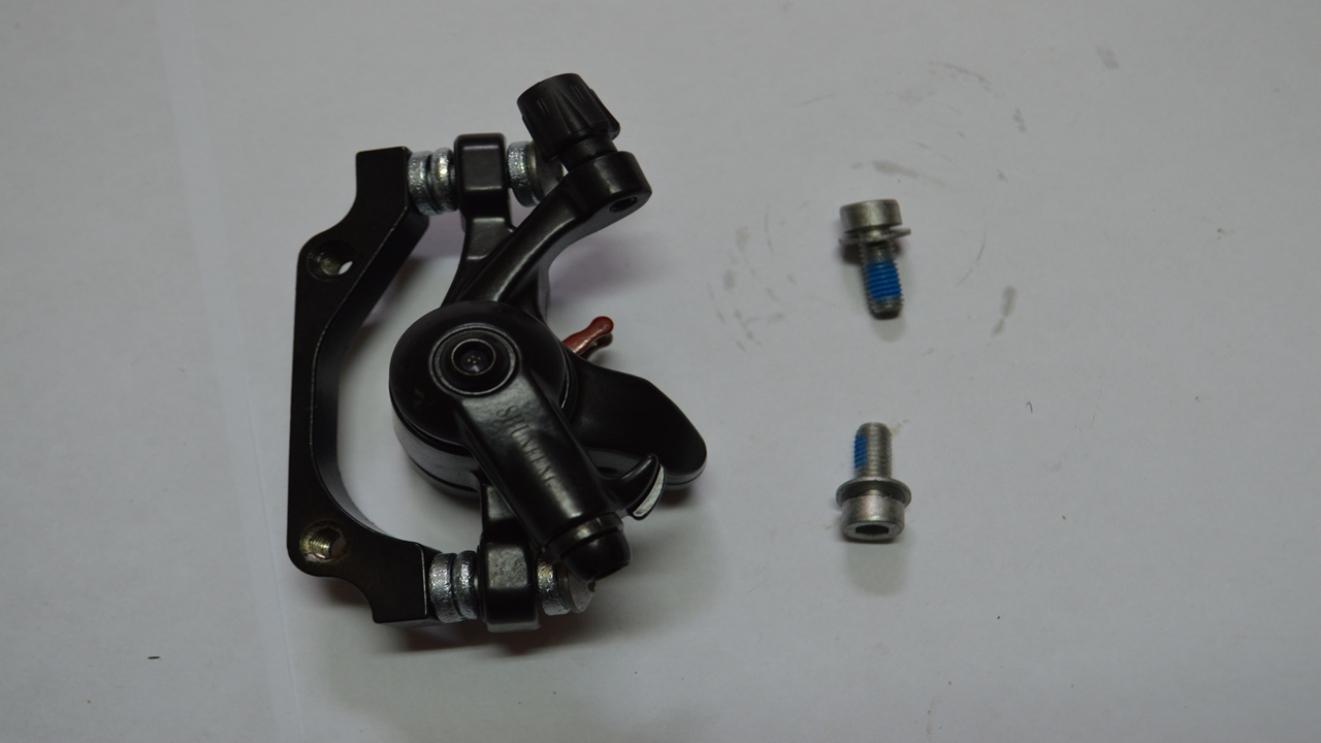 Калипер дисковый Shunfeng задний SF-DB21 REAR 160, код 40322